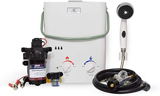EccoTemp L5 Tankless Water Heater w/ EccoFlo 12v Water Pump PRE ORDER EARLY AUGUST DELIVERY