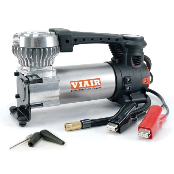 "VIAIR 88P Portable Compressor Kit (12V, 120 PSI, for Up to 33"" Tires)"