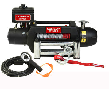 ComeUP SEAL Gen2 9.5, 12V WINCH