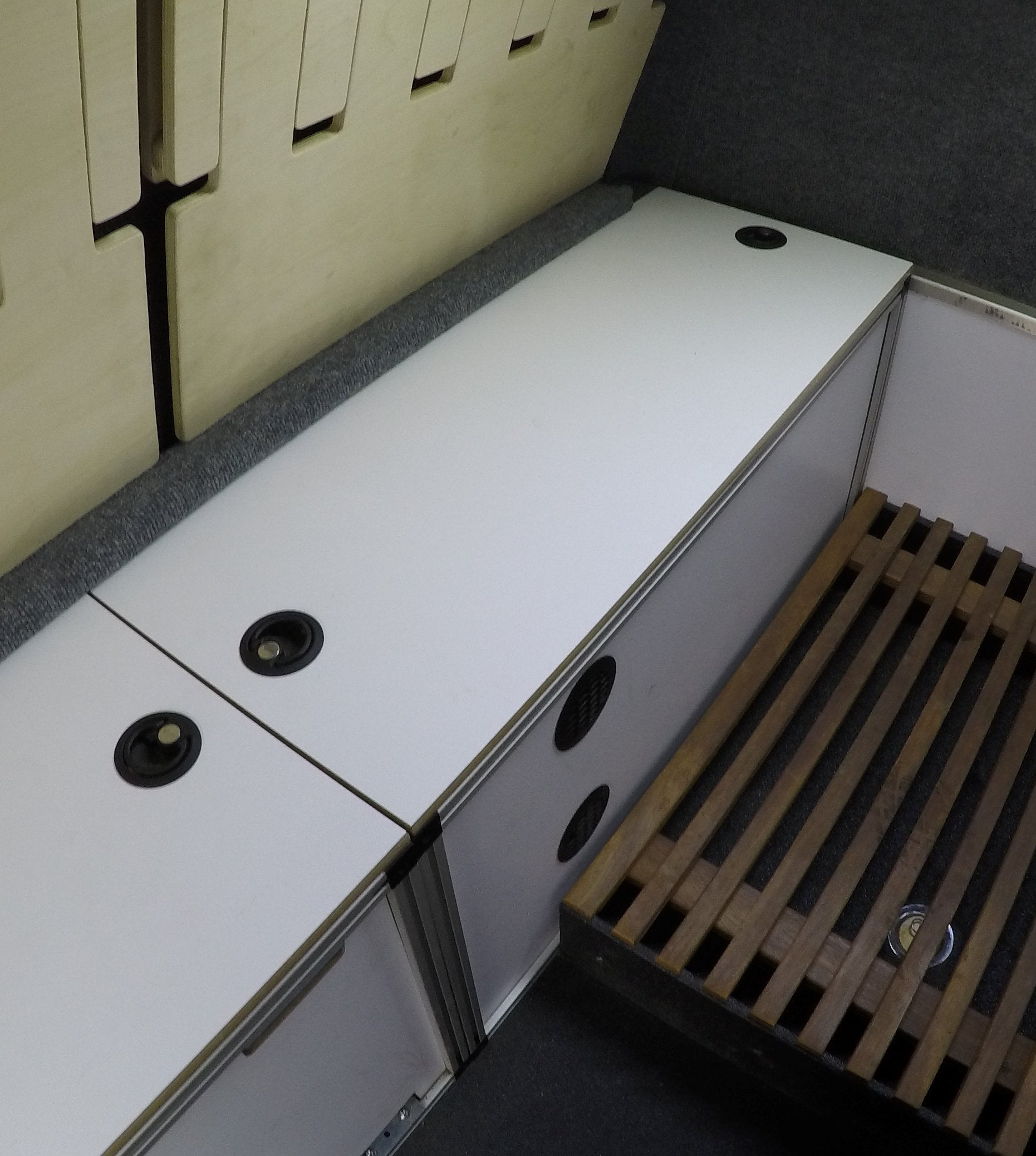 Goose Gear AT Habitat Utility Cabinet Drivers Side
