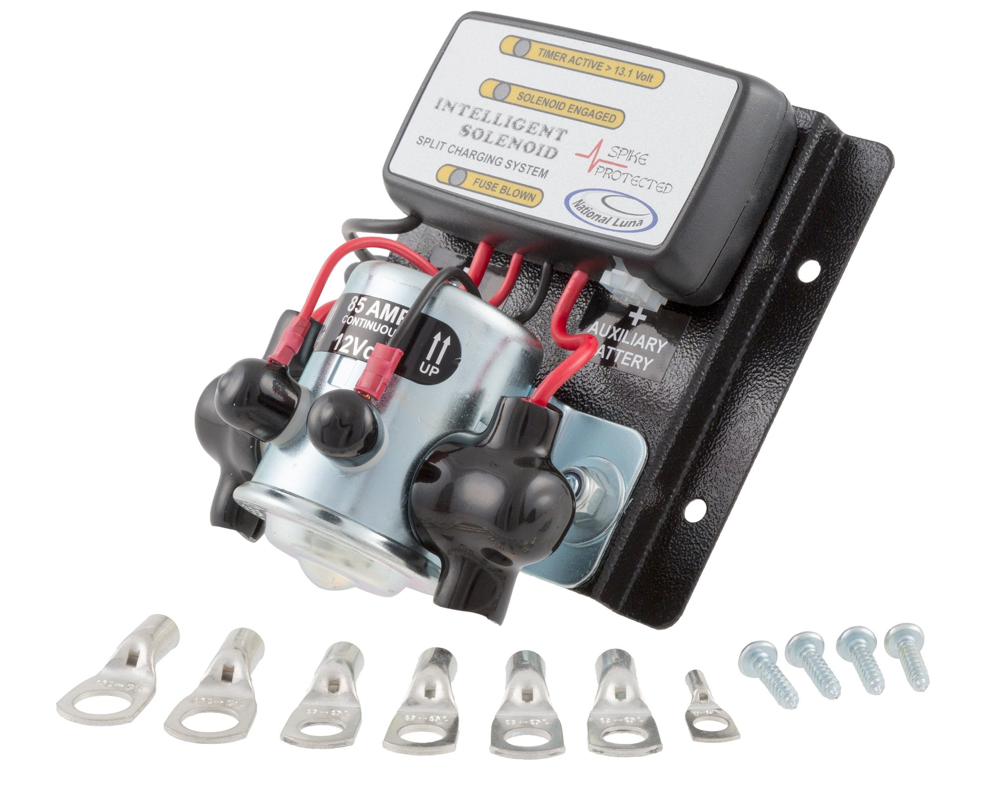 National Luna Intelligent Solenoid