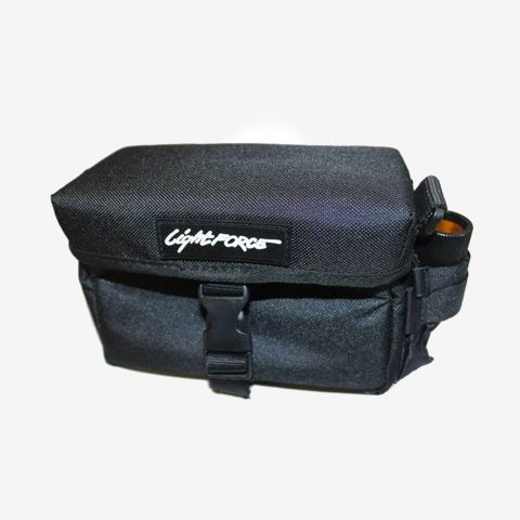 Battery Carry Bag W/ Cig. Socket Power Saver/Dimmer AC/DC Charger No Battery Lightforce