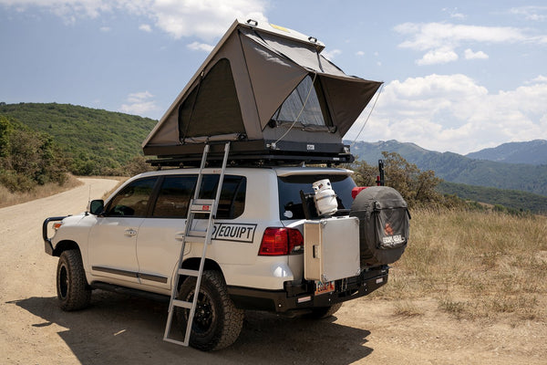 Eezi Awn Blade Hard Shell Roof Top Tent Artemis Overland