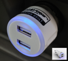 Lightforce USB 12/24 CHARGER WITH DUAL OUTLETS