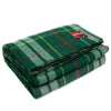 Classic Wool Plaid Blanket - PRE ORDER FOR NOVEMBER DELIVERY