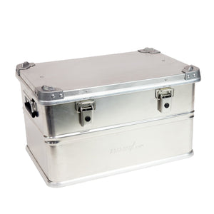 Alu-Box Aluminum Cases (Multiple Sizes)