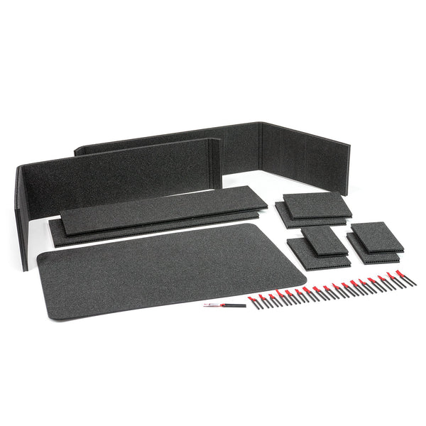 Alu-Box Padded Organizer Kit (Discontinued - Another padded system in the works)