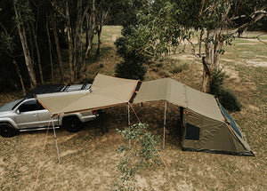 Oztent New Foxwing 270 Awing (Series II)