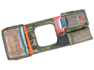 Camp Cover Gear Saddle Bag