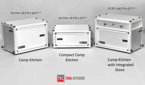 Trail Kitchens | Camp Kitchen