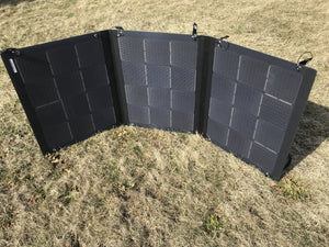 4thD Solar Merlin Grid X160 Portable Solar Panel (160W)