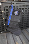 Rago Fabrication Molle Stocking with Retro Rago Patch