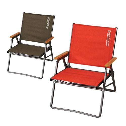 Kovea Titan Flat Chair (Orange)