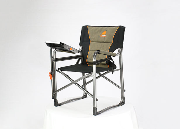 Oztent Gecko Chair - Includes Side Table - BACK ORDERED PRE ORDER FOR DECEMBER 2020 DELIVERY