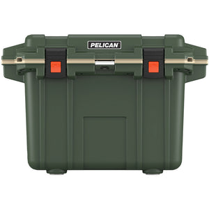 Pelican 50-quart Elite Deluxe Cooler (realtree Xtra And Olive Drab Green)