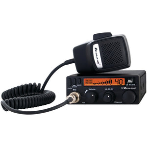 Midland Full-featured Cb Radio With Weather Scan Technology