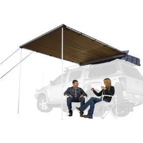 ARB Touring Shade Awning with Light Kit - 2000mm x 2500mm