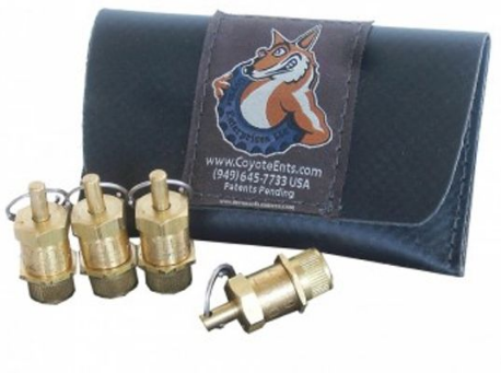 Coyote Automatic Tire Deflators - 3-50 psi