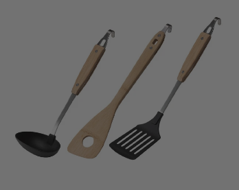 Snow Peak Kitchen Tool Set