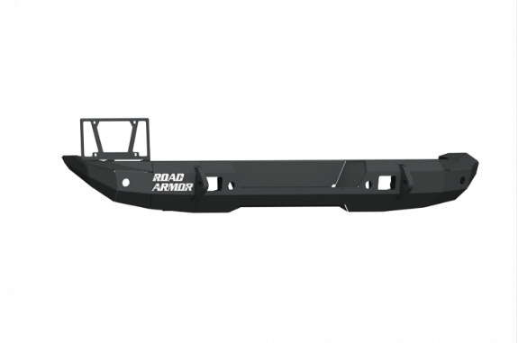 Stealth Rear Bumper Mid Width ONLY, w/ Tire Carrier Hole