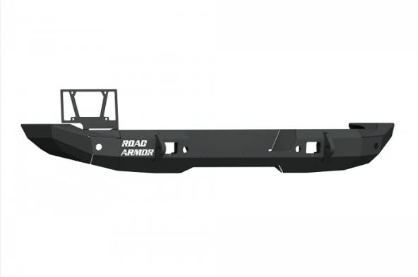 Stealth Rear Bumper Full Width ONLY, w/ Tire Carrier Hole