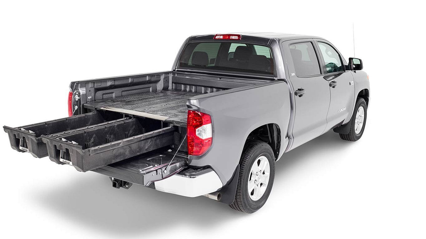 DECKED Toyota Tundra Truck Bed Storage System and Organizer. Current Model.