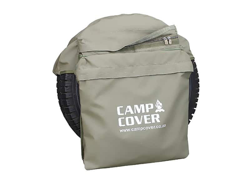 Camp Cover Safari Wheel Bin