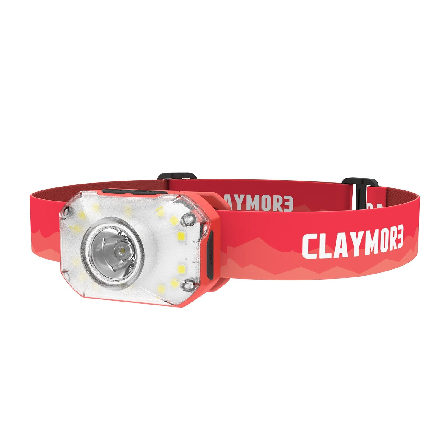 Claymore [Heady 2] Rechargeable Headlamp