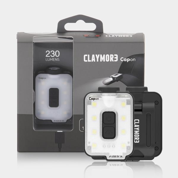 Claymore [CAPON 40B] Rechargeable Cap Light