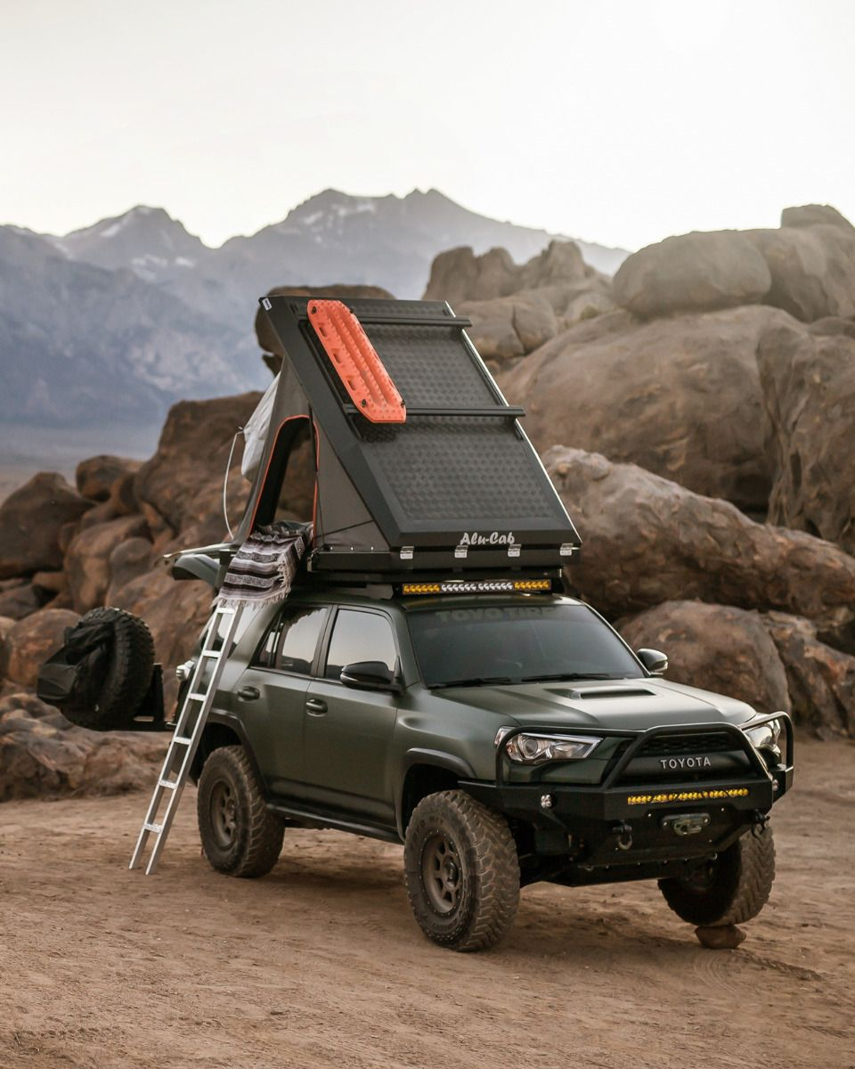 Alu Cab Gen 3 Expedition Tent
