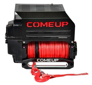 ComeUp BLAZER WINCH W/ Synthetic Rope & Hook