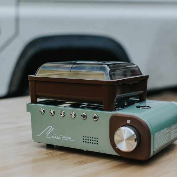 Kovea - Retro All-In-One-Mini Stove