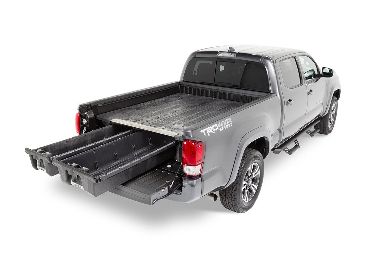 DECKED Toyota Tacoma Bed Storage System and Organizer. Current Model.