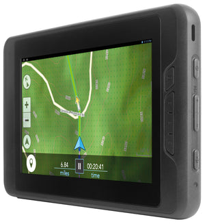 Magellan TRX7 CS Trail and Street GPS Navigator w/dual mount