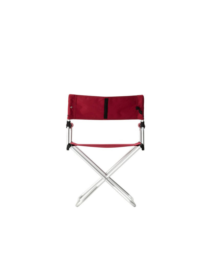 Snow Peak Red Folding Chair - Pre Order for Mid March 2021 Delivery