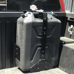 Wavian Heavy-Duty 20L Jerry Can Holder (Front-Loading)