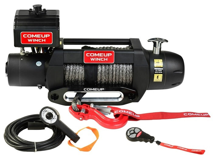 ComeUp SEAL GEN2 9.5rs, 12V WINCH