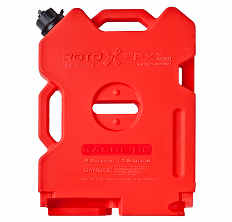 RotoPax 2 Gallon Gasoline