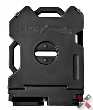 RotoPax 2 Gallon Storage (Black)
