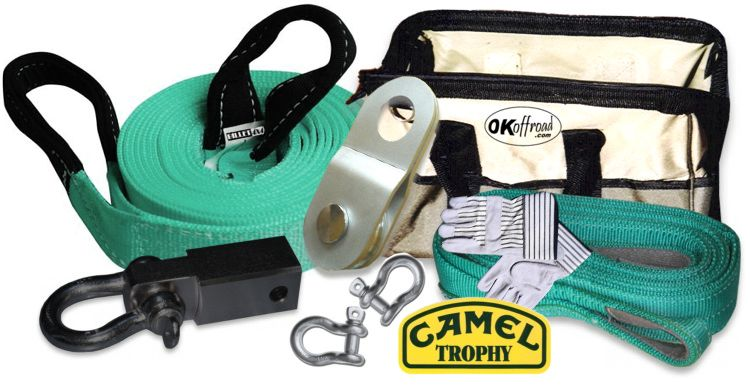 Camel Trophy Recovery Kit