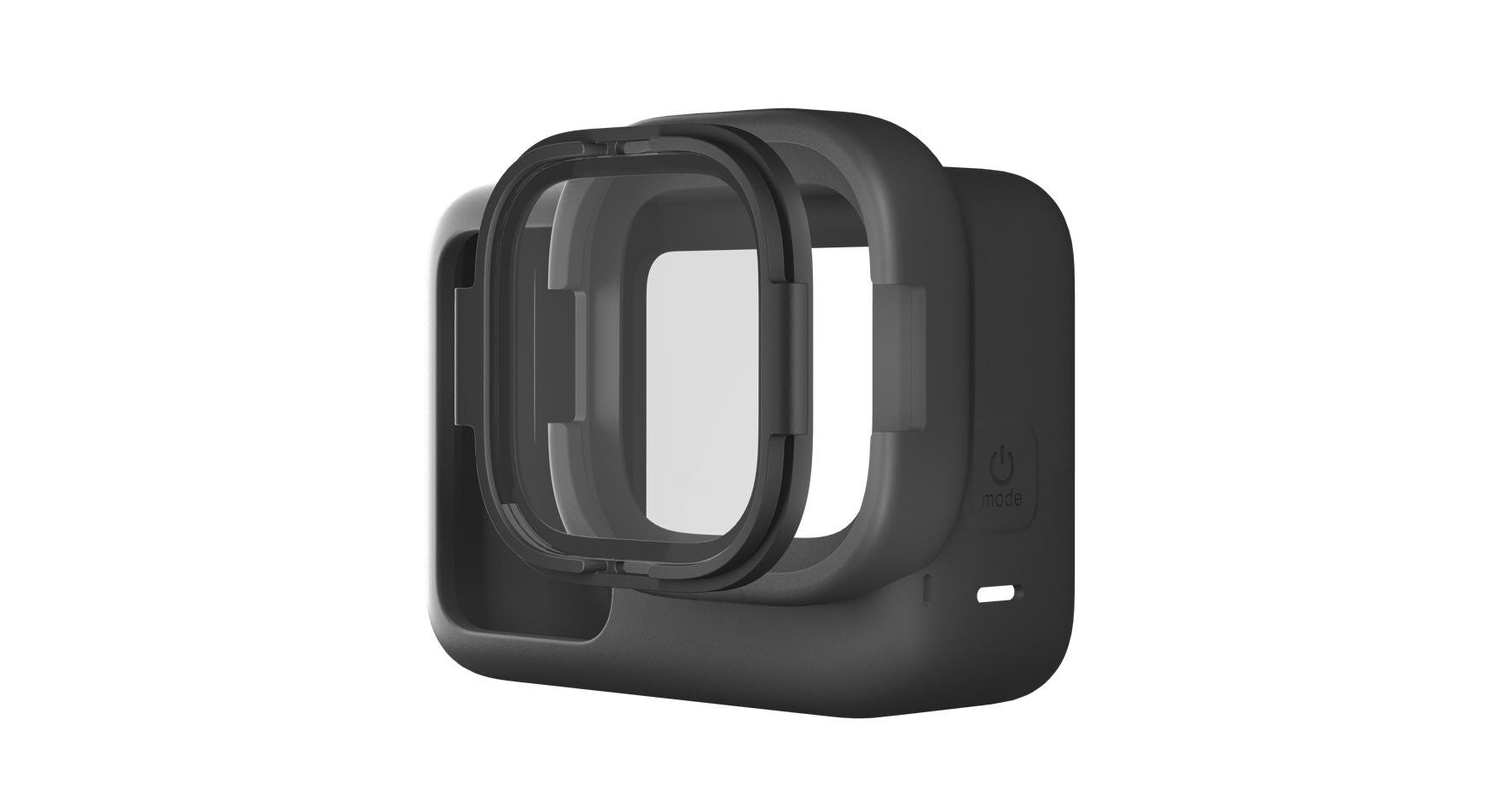 GoPro Rollcage (Protective Sleeve + Replaceable Lens for HERO8 Black)