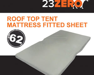 23Zero Roof Top Mattress Fitted Sheets
