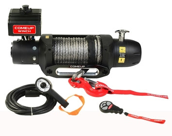 ComeUp SEAL GEN2 12.5rs, 12V WINCH