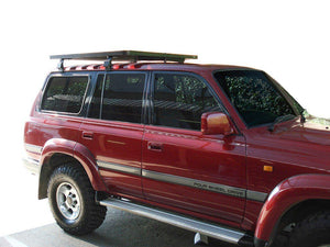 Front Runner Toyota Land Cruiser 80 Slimline II 1/2 Roof Rack Kit / Tall