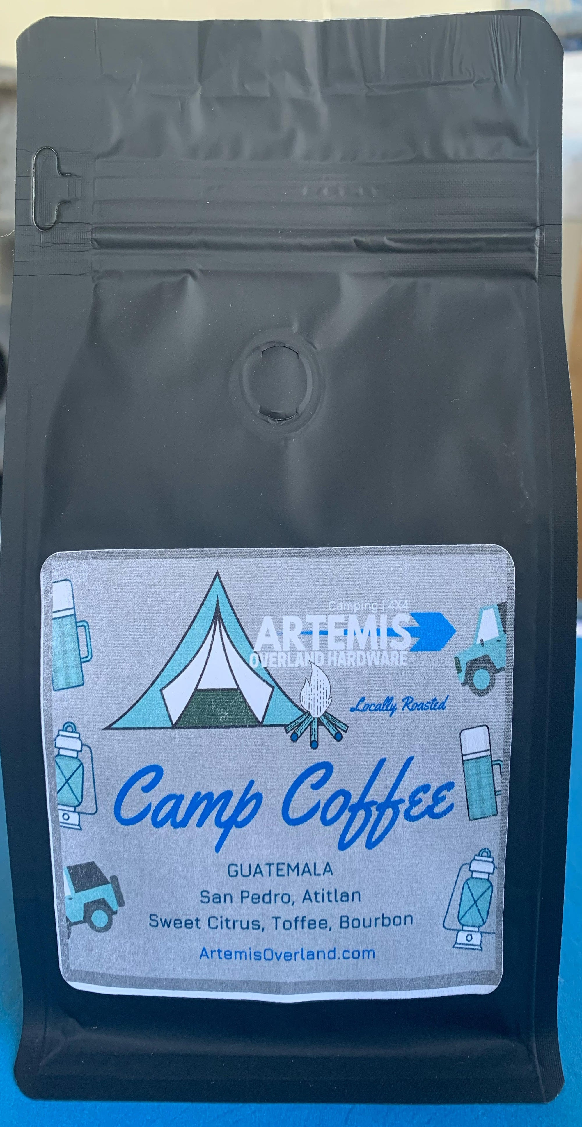 Artemis Camp Coffee - House Blend