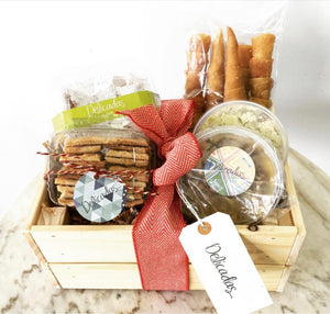 Sweet and Salty basket