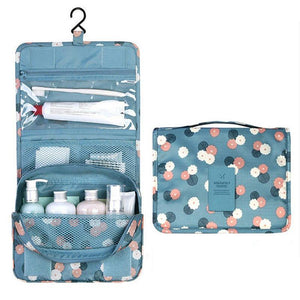 Hanging Travel Toiletry Organizer - Novelty PH