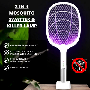 Multifunction Mosquito LED Killer Lamp