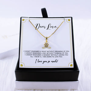 Zia - Eternal Love Necklace