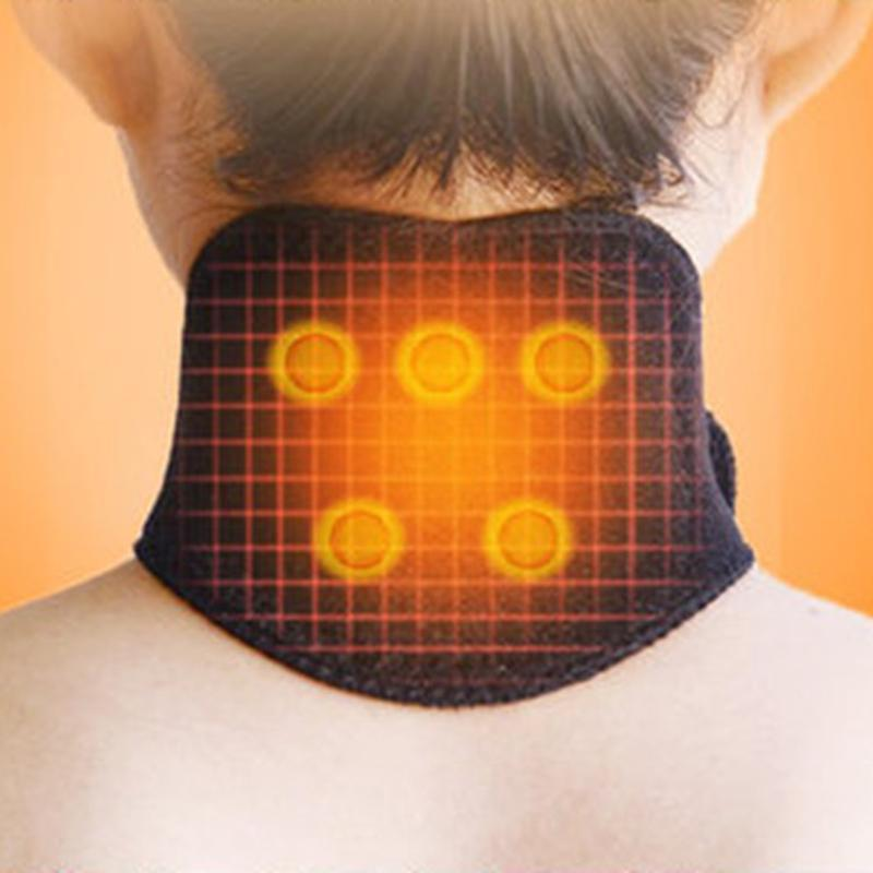 Bio-Magnetic Neck Therapy Pad
